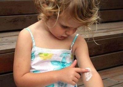درمان بیماری پوستی اگزما در کودکان