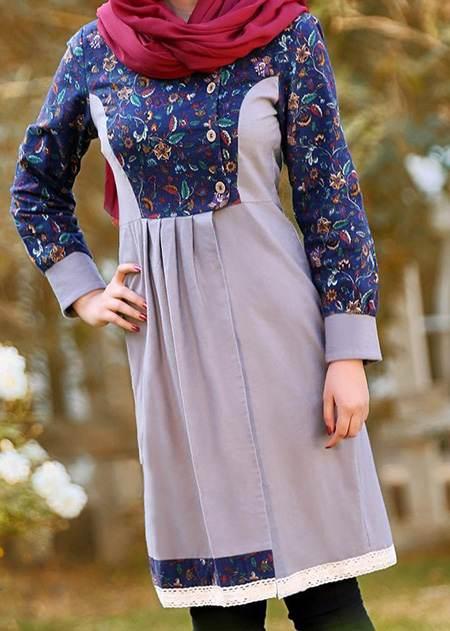 عکس مدل های مانتو ایرانی عید نوروز 1399