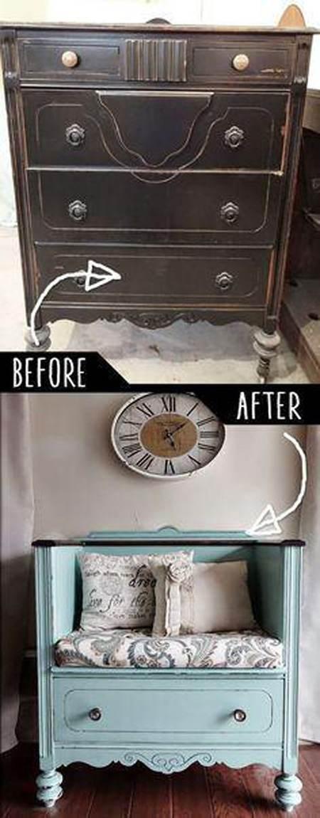 پیشنهادهای عالی بازسازی وسایل قدیمی منزل