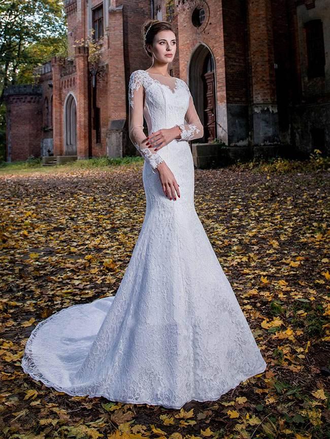 زیباترین مدل های لباس عروس برند Jeorjett