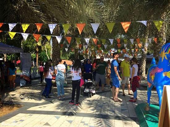 تجربه خرید لذت بخش در بازارهای محلی دوبی