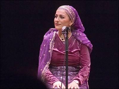 بیوگرافی مریم ابراهیم پور خواننده خوش صدای ایران