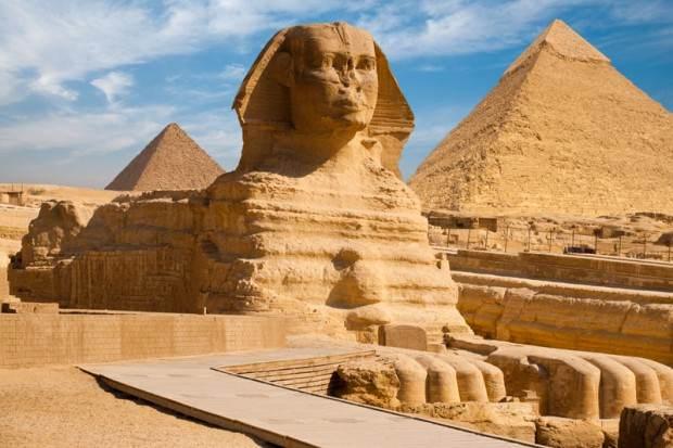 آثار موجودات فرازمینی در بناهای رازآلود تاریخی جهان