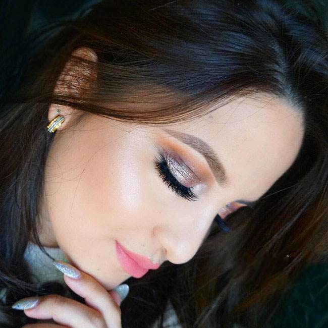 مدل های آرایش شیک مجلسی از Astrid Lam