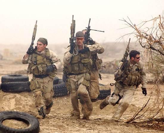 نیروهای ویژه نظامی ارتش آمریکا را بشناسید