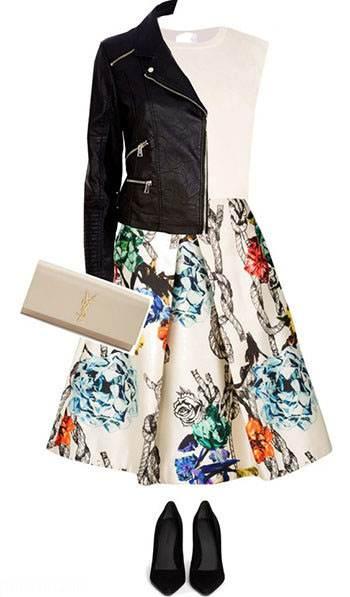 ست های لباس زنانه شیک مد سال ۲۰۱۹
