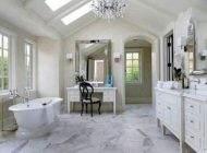حمام های رویایی در خانه چهره های مشهور دنیا