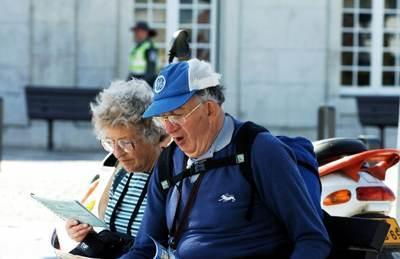 نکات مهم قبل از مسافرت برای افراد سالمند