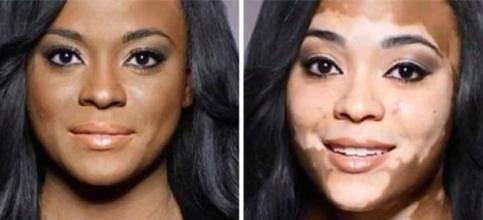 راز دختری که 7 سال تمام روی صورتش آرایش داشت