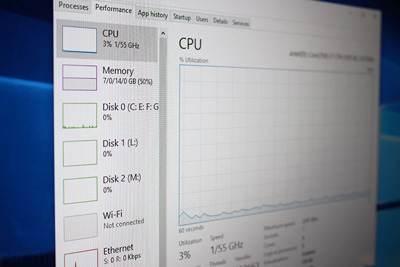 ترفندهای بهینه سازی مصرف cpu در ویندوز 10