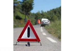 مثلث احتیاط را حتما در خودرو خود داشته باشید