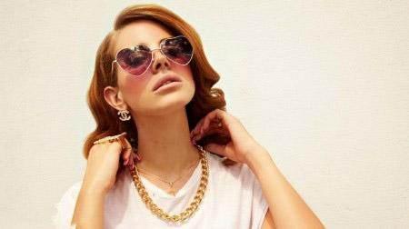 عکس های جدید لانا دل ری خواننده جذاب و مشهور