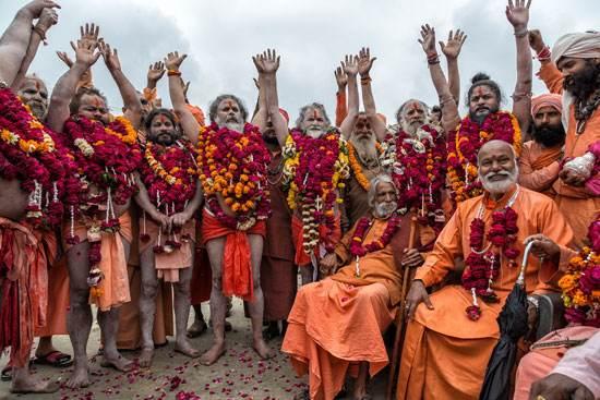 با عجایب شگفت انگیز مردم هندوستان آشنا شویم