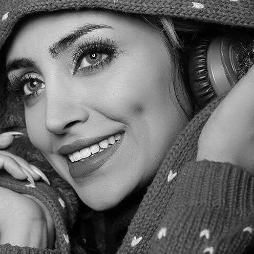 عکس های الهام عرب مدل ایران در اینستاگرام