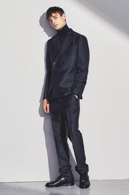 انواع مدل های لباس مردانه برند Bottega Veneta