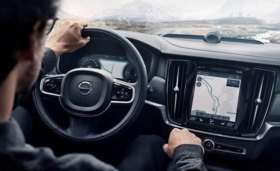 با خودروی شاسی بلند V90 ولوو آشنا شویم