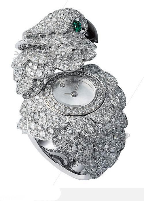 انواع مدل های ساعت زنانه برند Cartier