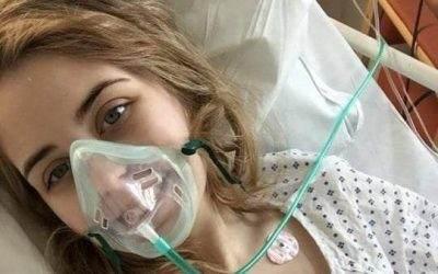 کار شجاعانه دختر زیبای سرطانی قبل از مرگ