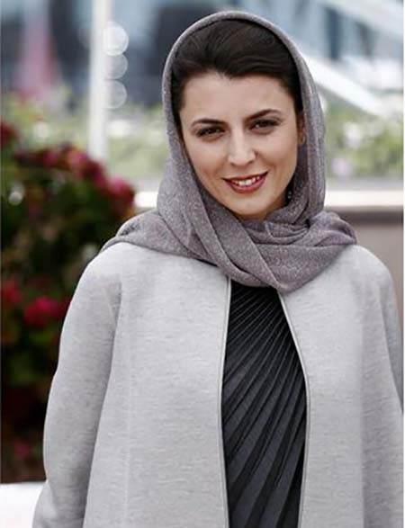 لیلا حاتمی در فهرست زیباترین زنان خاورمیانه