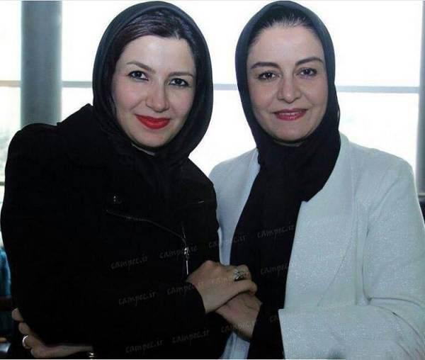 تصاویر بازیگران مشهور ایرانی همراه خانواده سری جدید