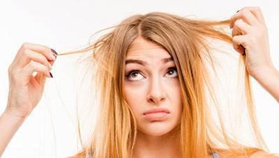 موها را با تغذیه تقویت و سالم سازی کنیم