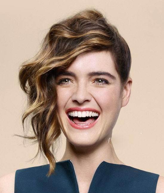 انواع مدل موهای کوتاه و بلند شیک زنانه 2017