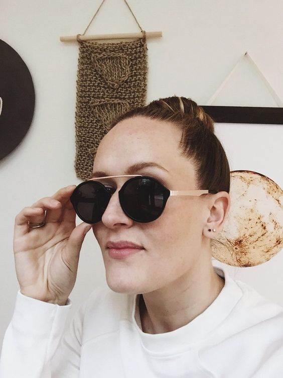 برترین مدل های زیبای عینک آفتابی زنانه 2017