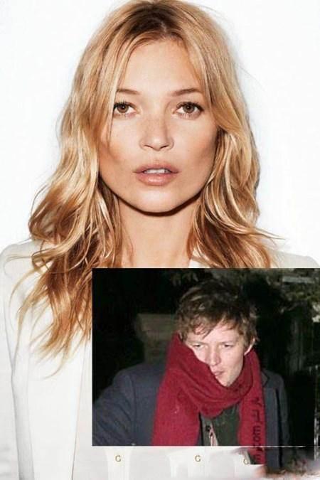 رابطه عاشقانه کیت ماس سوپر مدل مشهور با این پسر