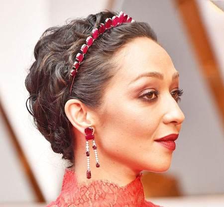 زیورآلات و جواهرات چهره ها در مراسم اسکار