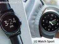 بررسی دو ساعت هوشمند برتر جهان LG و سامسونگ