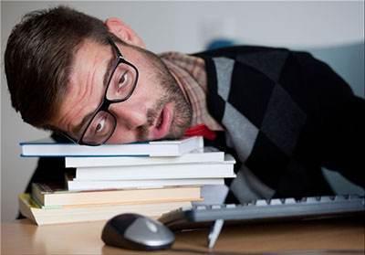 هنگام خستگی شدید قسمتی از مغز می خوابد