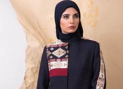 مدل مانتو شیک با حجاب کامل وِِیژه امسال
