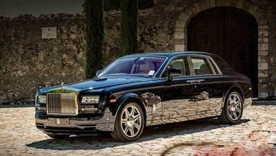 مجموعه کلکسیون خودروهای گران قیمت دونالد ترامپ