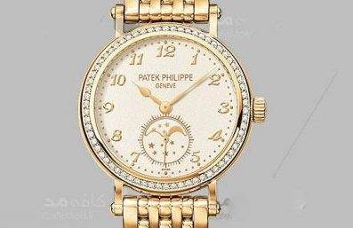 انواع مدل های ساعت مچی زنانه Patek Philippe