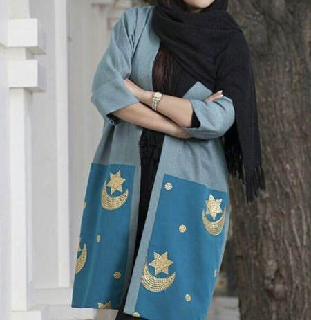 مدل های زیبا و جدید مانتو ویژه عید نوروز و بهار 96