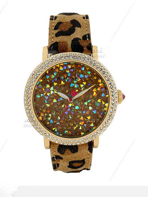مدل های ساعت اسپرت زنانه Betsey Johnson
