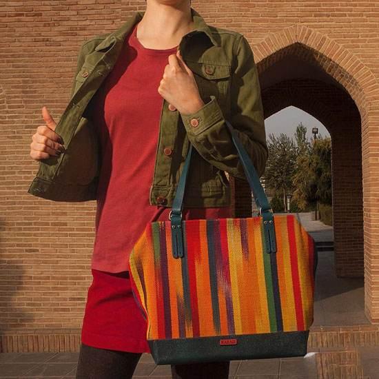 مدل های شیک کیف های ایرانی SAZAD STYLE