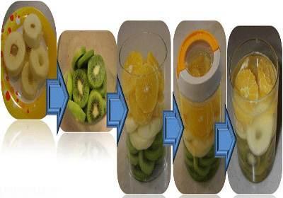 ترشی چند میوه خوشمزه را حتما درست کنید