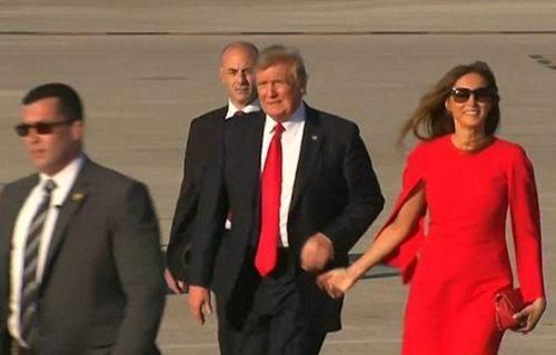 تحقیرهای جنجالی ترامپ نسبت به همسرش
