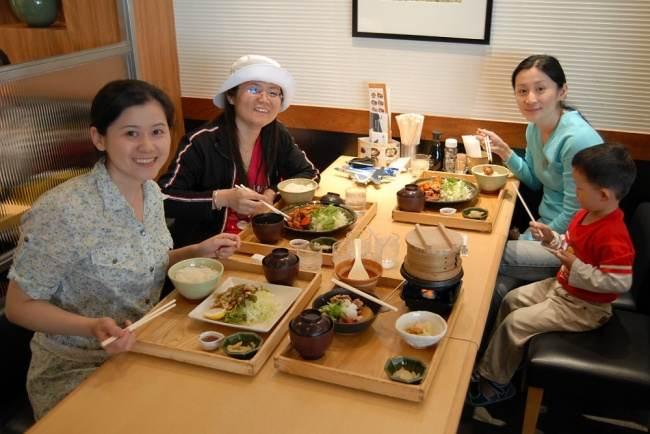 عادت های غذایی راز خوش اندام بودن زنان ژاپن