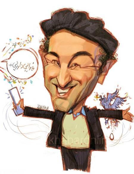 کاریکاتورهای زیبا و مفهومی با موضوعات روز سری جدید