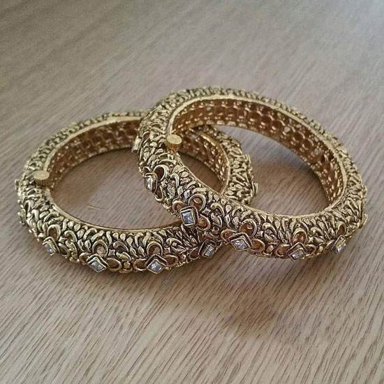 مدل های جدید زیورآلات طلا هندی Naz Zee