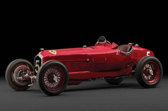 گران ترین خودروهای کلاسیک در RM Sotheby فرانسه