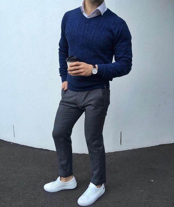مدل های جدید و زیبای شلوار مردانه شیک 2017