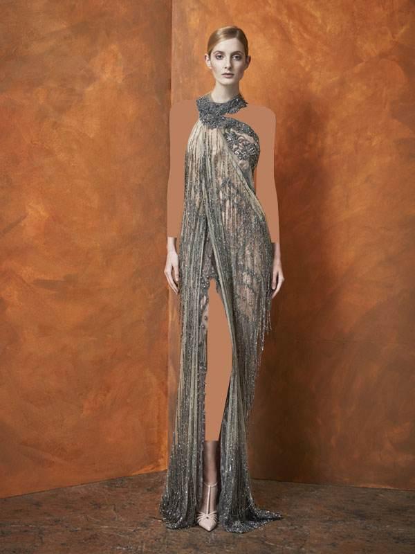 مدل های لباس مجلسی و نامزدی برند Yolancris