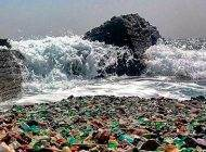 ساحل زیبای شیشه ای در روسیه را ببینید