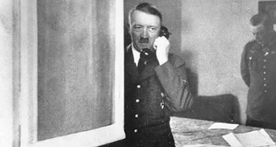 تلفن افسانه ای آدولف هیتلر به حراج گذاشته شد