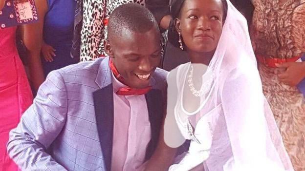 مراسم ازدواج اعیانی برای زوج یک دلاری کنیا