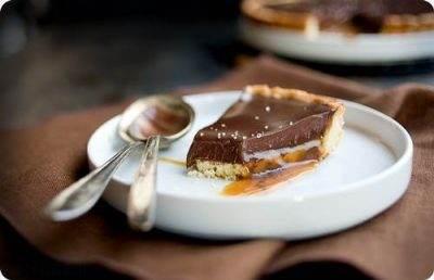 آموزش تهیه شکلات تارت تویکس