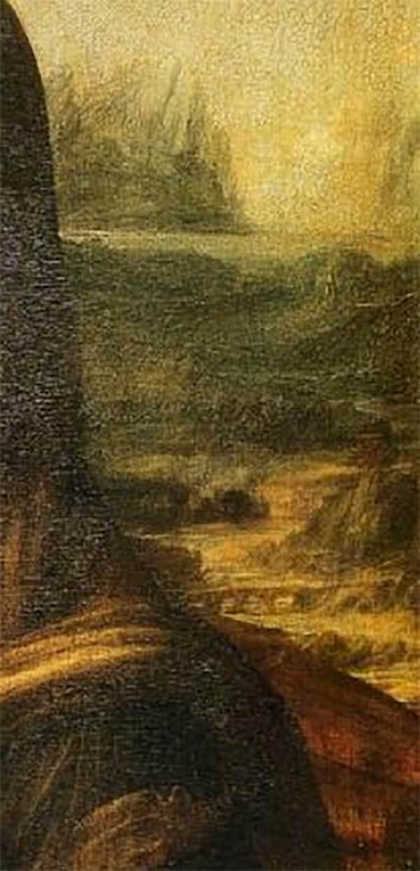 تابلوی مبهم مونالیزا مرموزترین نقاشی تاریخ